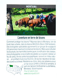 Article in GEO published in France